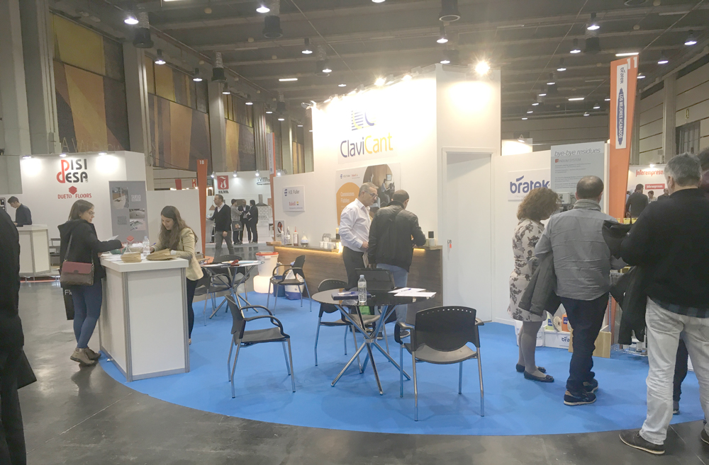 Stand Clavicant Promat´17